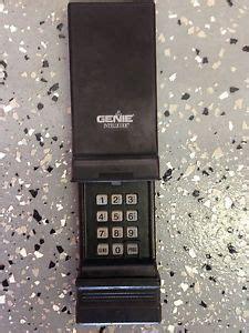 Reprogramming Genie Garage Door Opener by Reprogramming Garage Door Opener Keypad On Popscreen