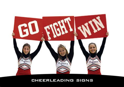 Give Cheer Gift Card - cheerleading signs flags cheer schoolpride 174