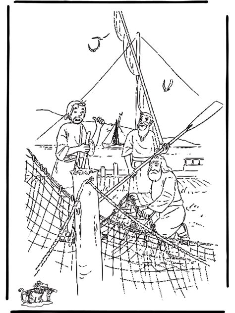 coloring pages jesus disciples fishing disciples fishing new testament