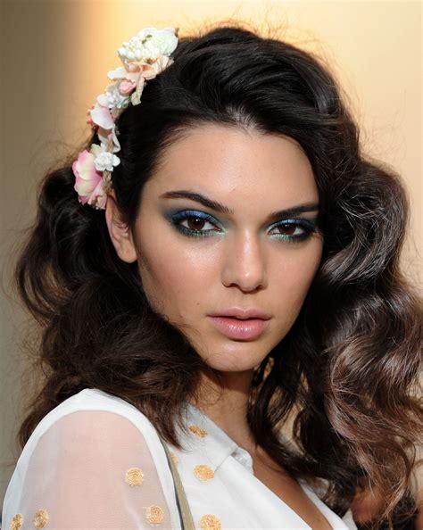 Wedding Hair And Makeup Kendal by Kendall Jenner Eye Makeup 2016 Mugeek Vidalondon