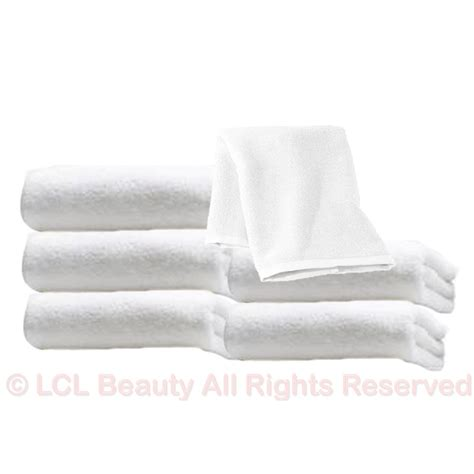 Ultra Soft Microfiber Detailing Cloth For Wax And 6 white ultra soft microfiber terry wash cloth towels size 19 1 2 quot x 10 quot ebay