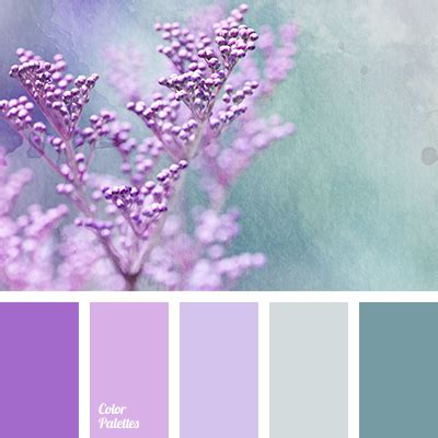colors that go with lavender cool shades of lilac color palette ideas