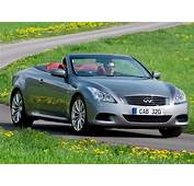 2011 Infiniti G37 Coupe And Convertible Pricing Revealed
