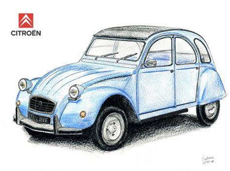 Ente Auto Dolly by Citro 235 N 2cv Sldesign