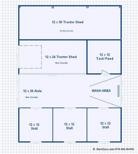horse barn layouts floor plans barn plans 3 stall horse barn design floor plan
