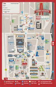 Ohio State Fairgrounds Map by The Ohio Music Showcase