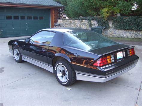 camaro 1985 z28 1985 chevrolet camaro exterior pictures cargurus