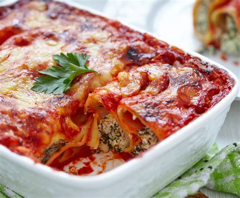 10 type giveaways free stuff sheknows entertainment recipes easy italian dinner recipe spinach and ricotta cannelloni