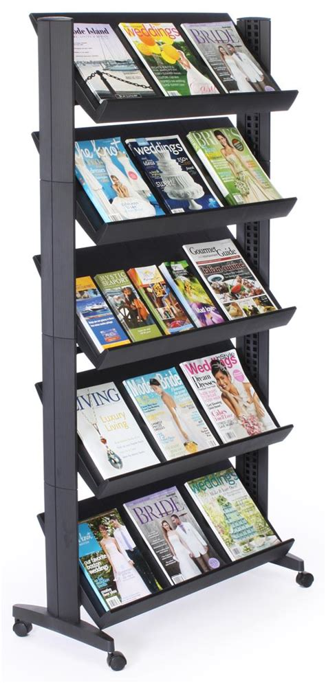 books for display literature display shelf 5 height adjustable shelves