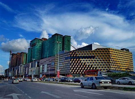 Top Architecture Firms 2016 Viva City Megamall Kuching Malaysia Eita Elevator M