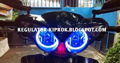 Lu Hid Untuk Motor Jupiter Z rk motor lu projector hid lu led cree