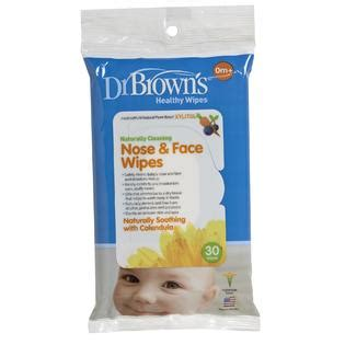 Dr Browns Nose Wipes 30 Wipestissue Bayibaby Wipes dr brown s infant s 30 pack nose wipes