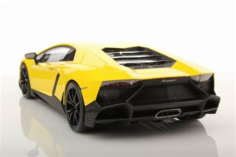 Lamborghini Aventador Lp720 4 Lamborghini Aventador Lp720 4 50th Anniversary 1 18 Mr
