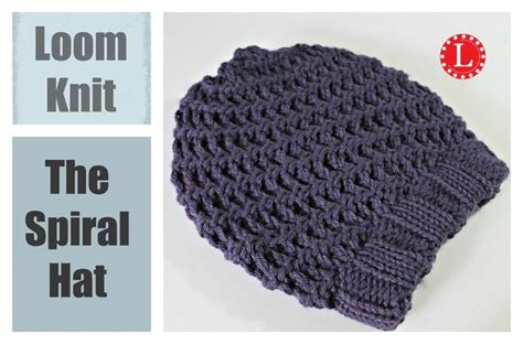 how to loom knit a hat best 25 loom knit hat ideas on loom hats