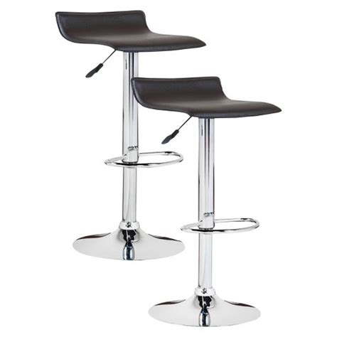Set Of 3 Bar Stools Target by Adjustable Height Swivel Bar Stool Set Of 2 Leick