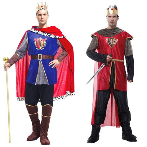 Jual Costume Purim Carnival Noble King Costume For