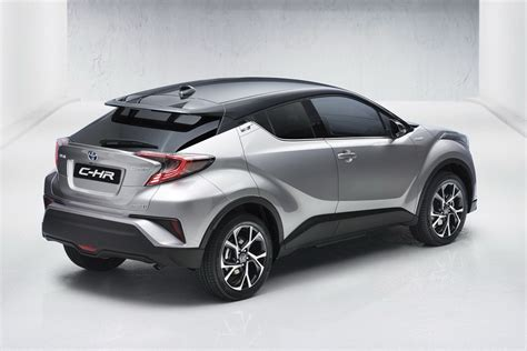 Toyota Crossover Vehicles Toyota C Hr Crossover Revealed Cars Co Za