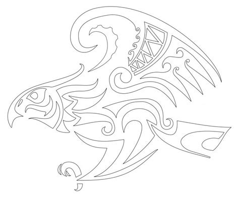 tribal pattern outline image gallery tribal outline