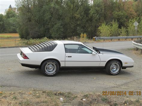 1986 chevrolet camaro classic car by owner hillsboro or