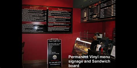 menu design vancouver vancouver s chalk artist chalkboard art chalk menu