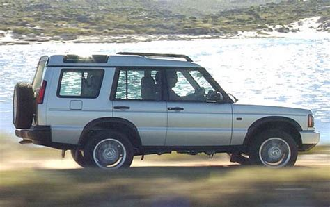 discovery land rover 2004 2004 land rover discovery information and photos