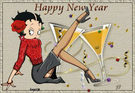 betty boop new year betty boop pictures archive happy new year animated gifs
