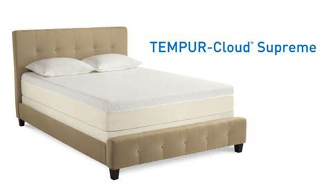 Newest Tempurpedic Mattress by Tempurpedic Cloud Supreme