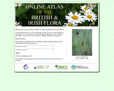 Atlas Records Contact Atlas National Biodiversity Network