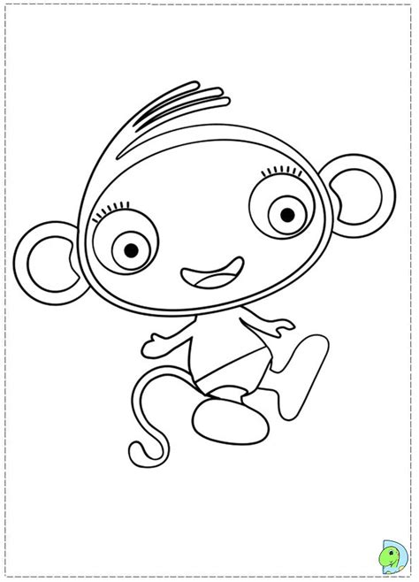respiratory coloring pages coloring pages waybuloo coloring page dinokids org