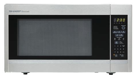 Microwave Sharp R222y S sharp r551zs 1 8 cu ft 1100w countertop microwave oven