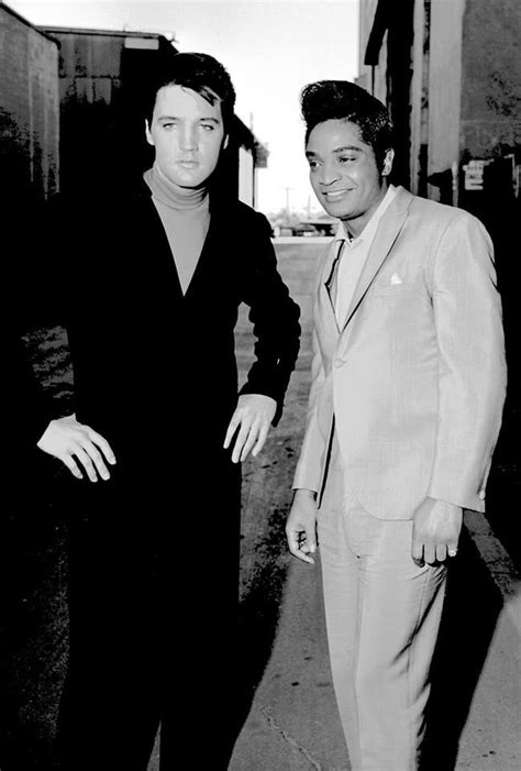 Lots of people don't know that Elvis was a Jackie Wilson