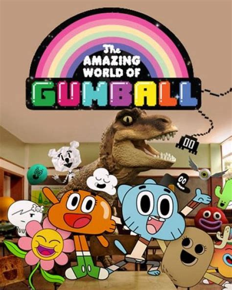 the amazing adventures of the amazing adventures of gumball season 1 dvd zavvi