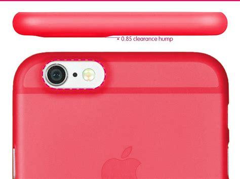Ozaki Iphone 5 Thin 0 3mm ozaki o coat 0 3mm jelly for iphone 6 6s