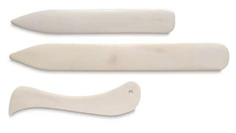 How To Make A Paper Bone - lineco bone paper folders and scorer blick materials