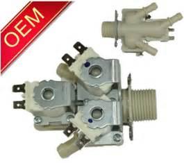 Inlet Valve Mesin Cuci Lg lg electronics 5221er1003c washing machine water inlet