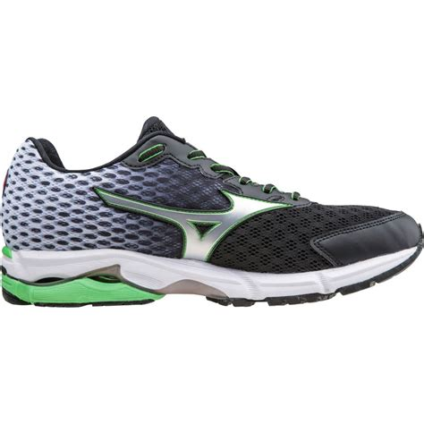 mizuno running shoes wave rider mizuno wave rider 18 running shoe s