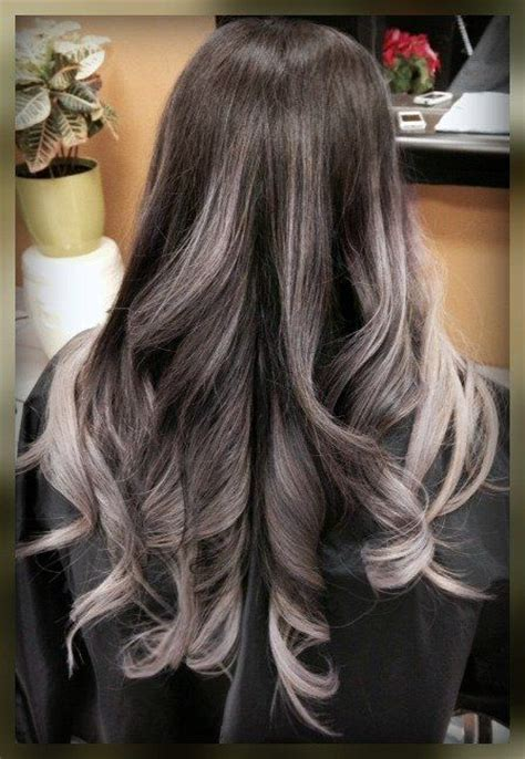 balayage cover gray hair kinh do hair design chandler az united states