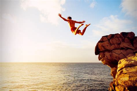 best spots to go cliff diving in mexico alltherooms