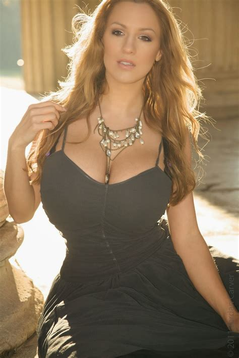 jordan carver blue gown big boobs cleavage show  shiny
