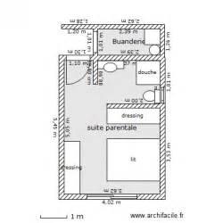 suite parentale plan 2 pi 232 ces 20 m2 dessin 233 par cochise59