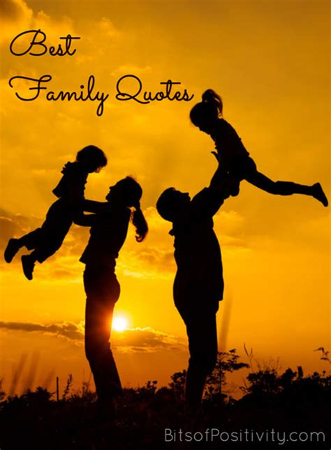 best for family best family quotes