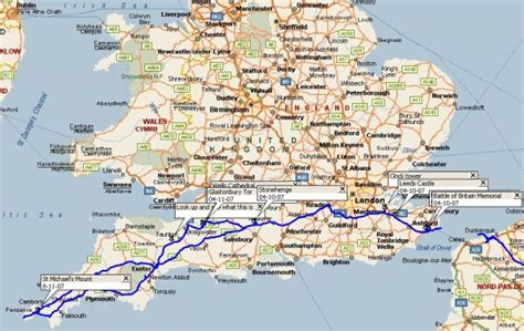 printable road map of southern england related keywords suggestions for large map of england