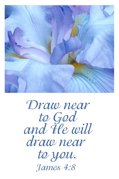 Draw Near To God Prayer Journal by Prayers Daily Scriptures And Thoughts