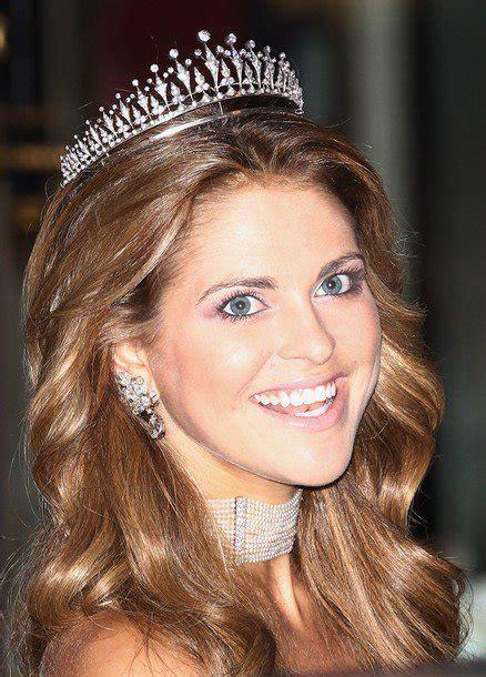 Swedish Royal Jewels (Part1) : Princess Madeleine Of Sweden   GEMLYX