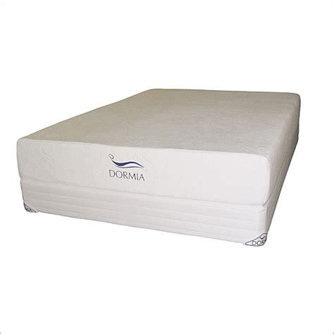 Rest And Restore Mattress by Restore Firm 10 Inch Memory Foam Mattress By Dormia