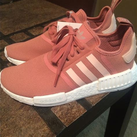 adidas shoes nmd r1 pink salmon boost s76006 poshmark