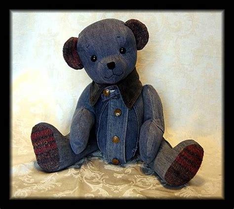 Handmade Memory Bears - memory home
