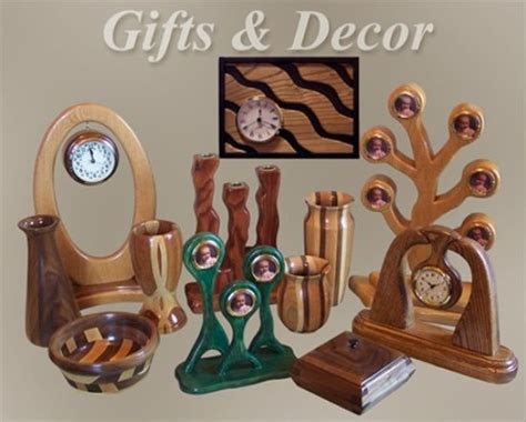 Handcrafted Wood Gifts - the world s catalog of ideas
