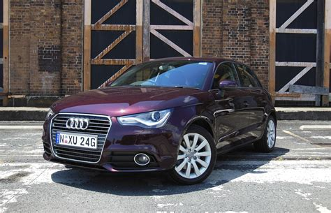 Reviews Audi A1 by Audi A1 Sportback Review Caradvice