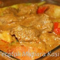 Makaroni Klenger 205 Pedas Durhaka resepi daging masak bamia kongsi resepi